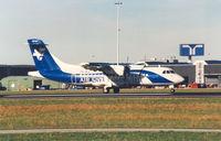 PH-XLE @ EHAM - Air Exel Commuter - by Henk Geerlings