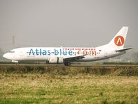 CN-RMF @ AMS - Landing on runway C18 from Amsterdam Airport - by Willem Goebel