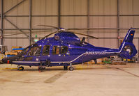 D-HLTE @ EDDR - In our Hangar for Nightstop. - by Wilfried_Broemmelmeyer