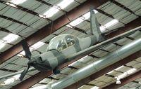 69-18006 - Lockheed YO-3A Quiet Star at the Pima Air & Space Museum, Tucson AZ - by Ingo Warnecke