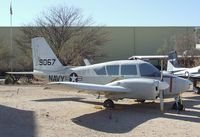 149067 - Piper U-11A Aztec at the Pima Air & Space Museum, Tucson AZ - by Ingo Warnecke