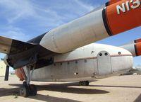 N13743 - Fairchild C-119C Flying Boxcar at the Pima Air & Space Museum, Tucson AZ - by Ingo Warnecke
