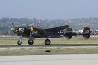 N138AM @ KCMA - Camarillo Airshow 2011 - by Todd Royer