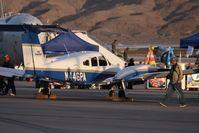 N446PA @ KLSV - Aviation Nation 2011 - by Mark Silvestri