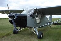 C-ICHA @ CYQU - Zero timed in 2005, 582 powered, warp drive prop, - by Dennis Richardson