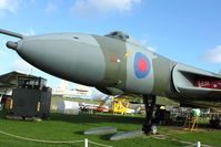 XM575 - Exhibited at the Aeropark Museum at East Midlands Airport