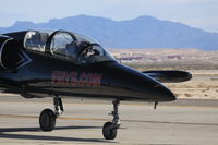 N139RH @ KLSV - Aviation Nation 2011 - by Mark Silvestri