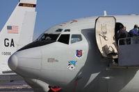 75-0559 @ KLSV - Aviation nation 2011 - by Mark Silvestri