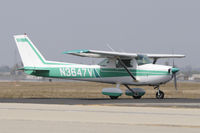 N3647V @ KCMA - Taxi for departure