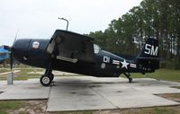 N9651C @ NIP - TBM Avenger - by Florida Metal