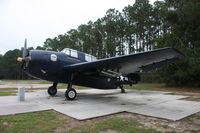 N9651C @ NIP - TBM-3 Avenger - by Florida Metal