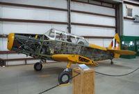 N1270N - Fairchild M-62A (PT-26 Cornell) at the Pima Air & Space Museum, Tucson AZ - by Ingo Warnecke