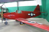 N1063M - Culver PQ-14B at the Pima Air & Space Museum, Tucson AZ - by Ingo Warnecke