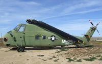 N9043P - Sikorsky S-58B / SH-34G Seabat / HSS-1 at the Air Force Flight Test Center Museum, Edwards AFB CA