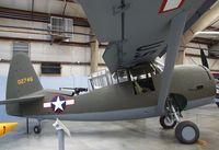 40-2746 - Curtiss O-52 Owl at the Pima Air & Space Museum, Tucson AZ - by Ingo Warnecke