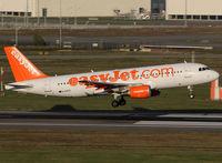 G-EZTC @ LFBO - Landing rwy 14R - by Shunn311