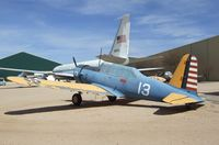 42-42353 - Vultee BT-13A Valiant at the Pima Air & Space Museum, Tucson AZ - by Ingo Warnecke