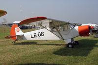 LB-06 @ EBFN - Koksijde Airshow - by Laurent Heyligen