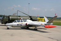MT-34 @ EBFS - Preserved at Florennes airbase Museum - by Laurent Heyligen