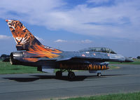 93-0696 @ LFQI - This beautiful painted Turkish AF F-16D carries markings of the NTM-2011. - by Nicpix Aviation Press/Erik op den Dries