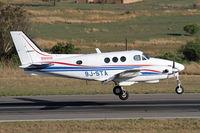 9J-STA @ FALA - Landing at Lanseria - by Duncan Kirk