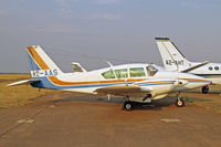 A2-AAS @ FBSK - Evening shot at Gaborone - by Duncan Kirk