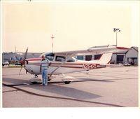 N2547L @ AGC - Gene Conley....Previos owner - by Dan Sullivan