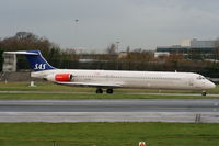 LN-RMM @ EGCC - Scandinavian - by Chris Hall