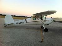 N140RS @ KIYA - Parked at Abbeville, Louisiana airport KIYA - by Keith Brogdon