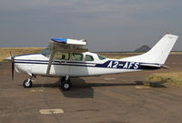 A2-AFS @ FBSK - Cessna 206 & 210 models appear quite popular - by Duncan Kirk