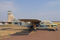 A2-AJV @ FBSK - Formerly OA1 of the Botswana Defense Force - by Duncan Kirk