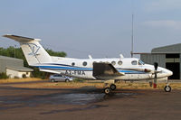 A2-FMA @ FBSK - Missionary King Air at Gaborone - by Duncan Kirk