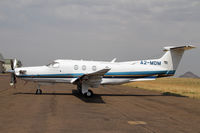 A2-MDM @ FBSK - Government PC-12 - by Duncan Kirk