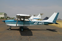 A2-WCL @ FBSK - Gaborone, Botswana ramp shot - by Duncan Kirk