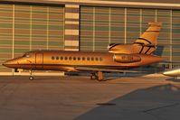 VP-CDA @ LOWW - Falcon 900 - by Dietmar Schreiber - VAP