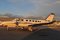 OE-FAN @ LOWW - Cessna 441