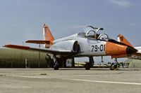 E25-01 @ LFMO - prepared for another flying demonstration