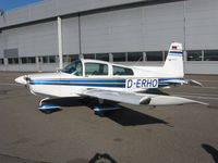 D-ERHO @ EDDR - Former registration in Belgium was OO-PAS Nice and fast cruising airplane (105 knots) - by Oliver HENKE