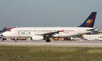 EI-TAG @ MIA - Taca A320