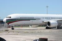 N181AQ @ OPF - Gulf Air 767