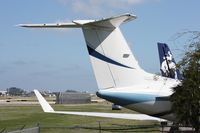 N212BA @ FXE - Gulfstream III