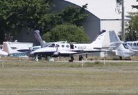 N340JS @ FXE - Cessna 340A