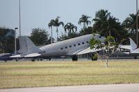 N437GB @ OPF - Atlantic Air Cargo DC-3 - by Florida Metal