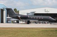 N461AR @ OPF - Gulfstream III
