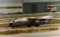 66-7950 @ LGAV - A starlifter at ATH - by Guitarist