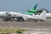 N587MB @ OPF - Douglas R4D-8 Super DC-3