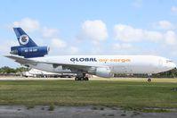 N607GC @ OPF - Former Gemini DC-10