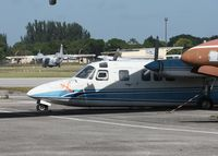 N685NA @ OPF - Aero Commander 685