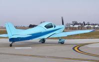 N118ML @ C25 - Taxiing out at Waverly, IA (C25) on it's way to Antique Airfield (IA27) near Blakesburg, IA - by BTBFlyboy