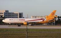 N954AR @ MIA - Skylease Cargo MD-11
